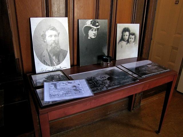 John Muir's home