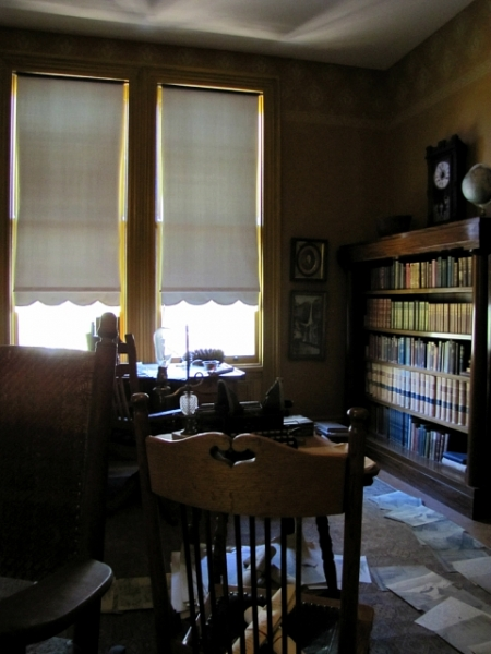 John Muir's study aka The Scribble Room