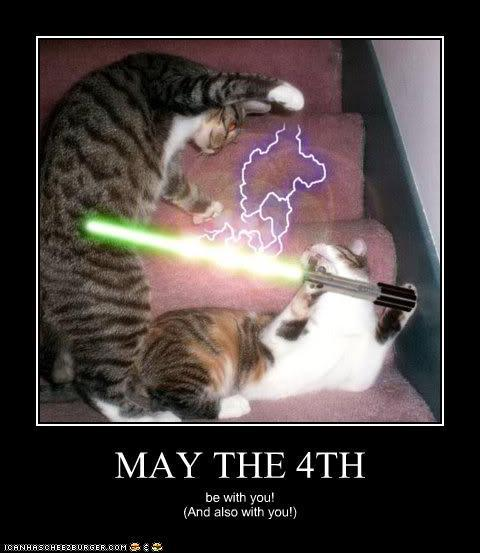 May The 4th Be With You Meme: May The 4th Be With You