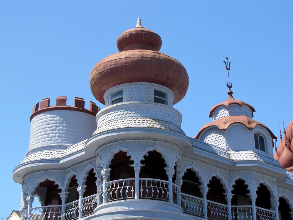 Old Vedanta Temple
