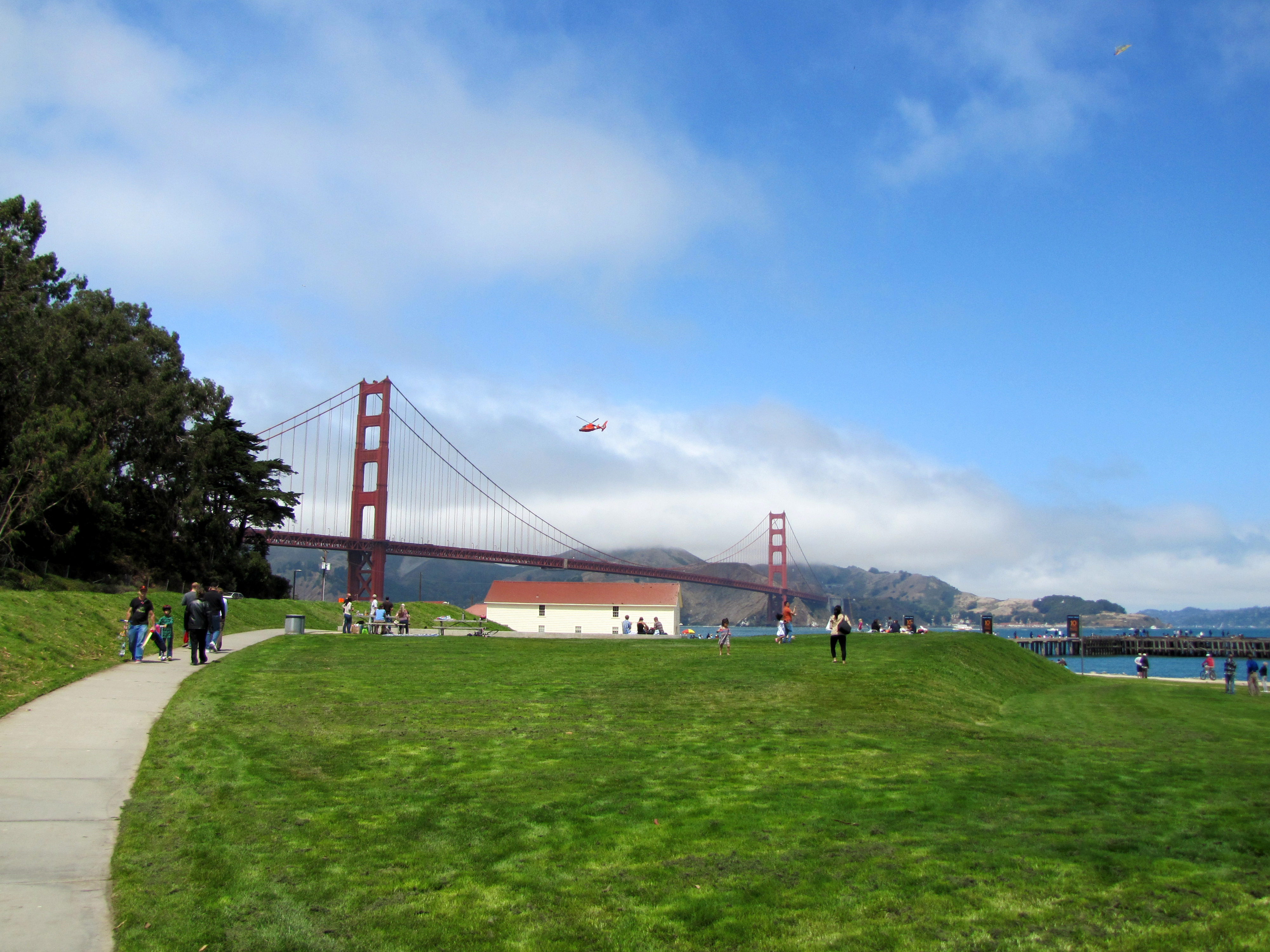 The Amazing Transformation Of Crissy Field