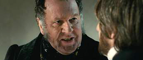 Tom Wilkinson as Dr. Robert Knox