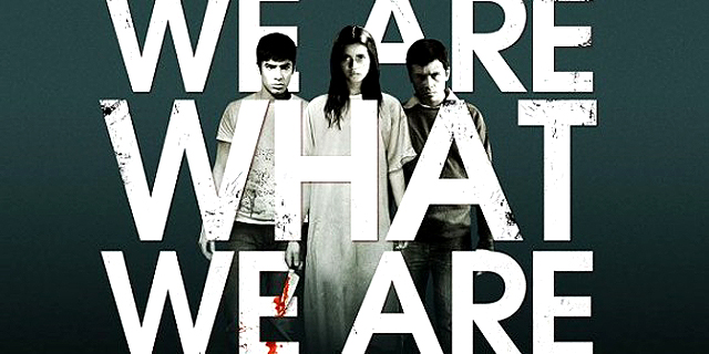 we are whar we are poster