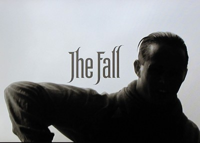 """The fall"" title"