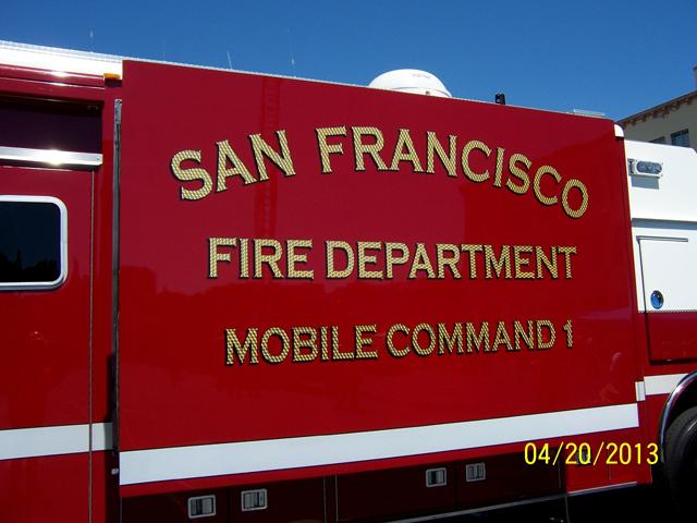 SFFD Mobile Command 1