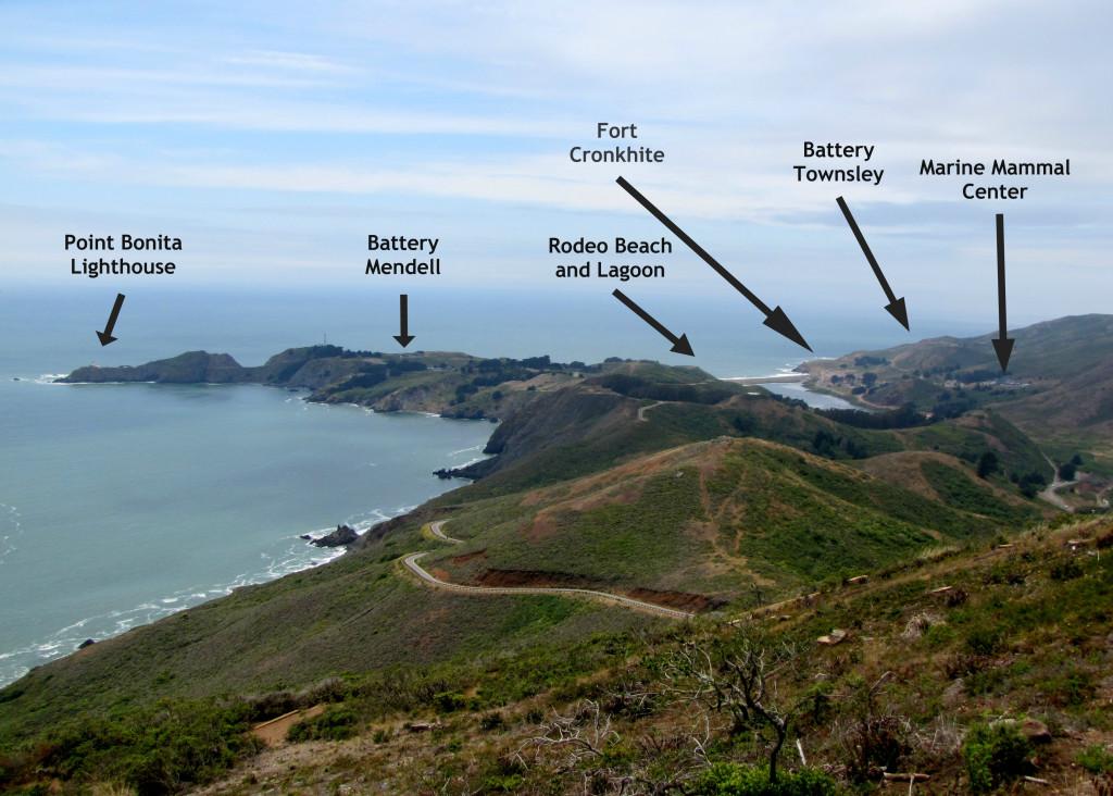 The Marin Headlands by Rudha-an
